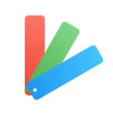 简单色彩 - 官方色板和配色方案