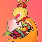 大圣爱吃桃